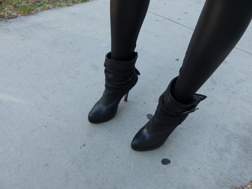 Amanda Garrigus - Creative Recreation ankle boots