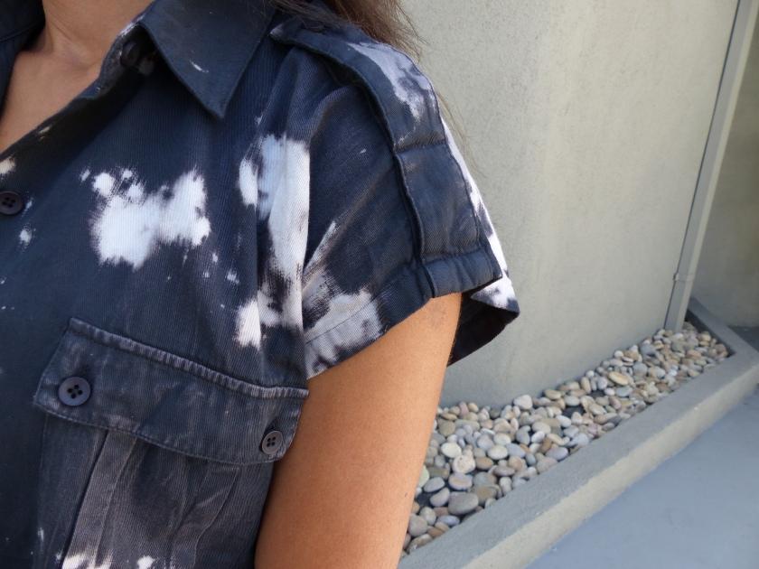 Amanda Garrigus - Shirt Epaulet