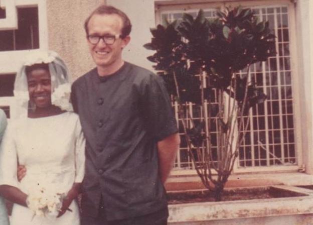 Amanda Garrigus's Parents, Veronica Luttrell, William Luttrell