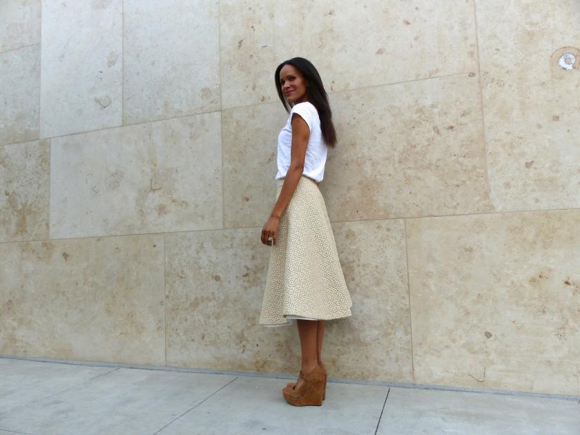 Amanda Garrigus - Midi Skirt