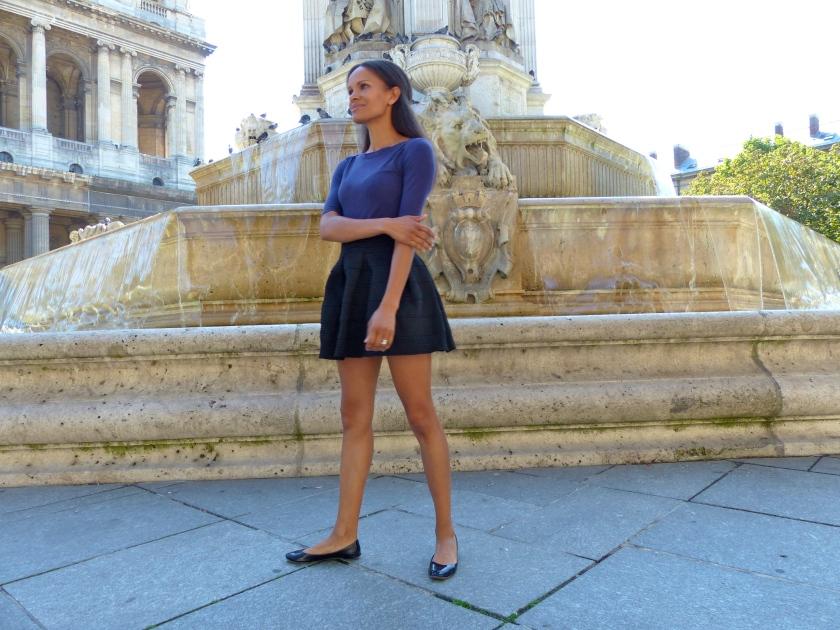 Amanda Garrigus Ballet flats in Paris