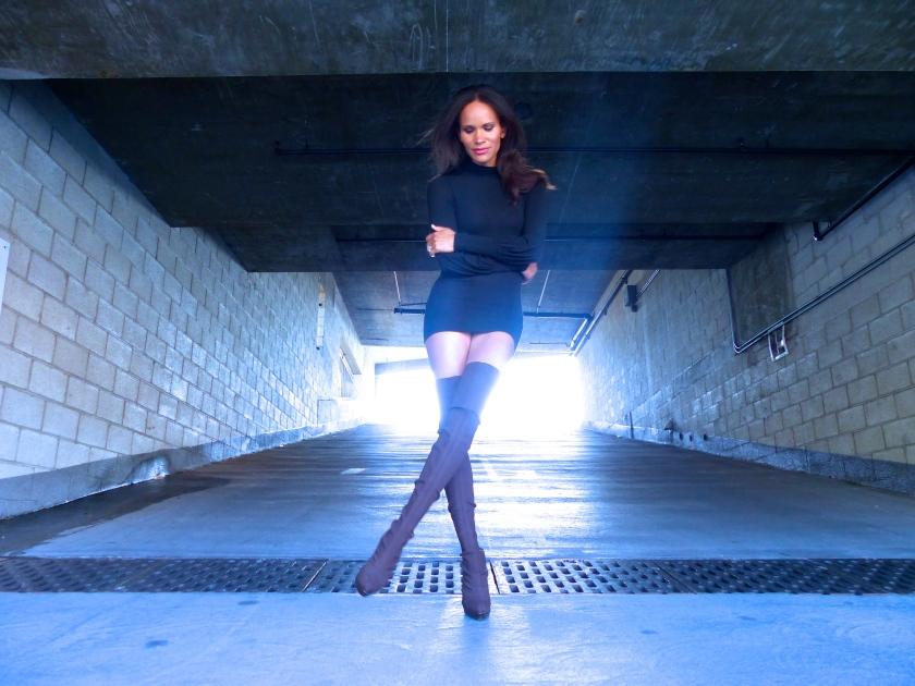 Amanda Garrigus Stella McCartney boots