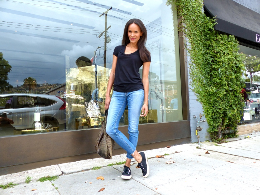 Amanda Garrigus Superga Sneakers