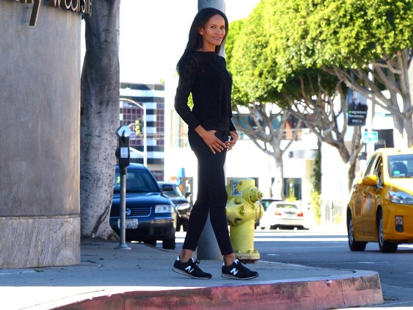 Amanda Garrigus New Balance Sneakers