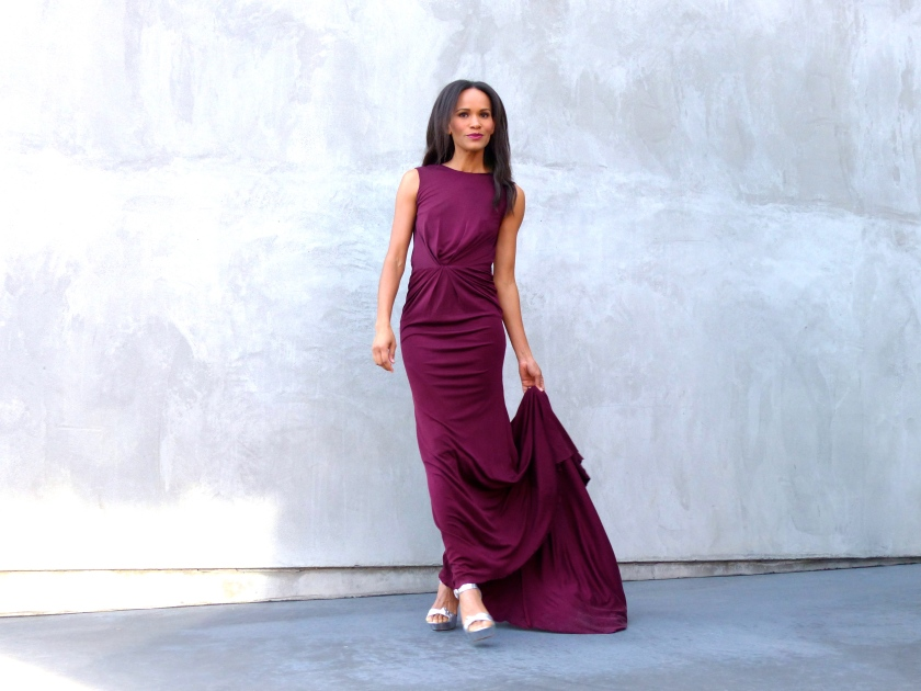Amanda Garrigus Olima Dress for the Holidays
