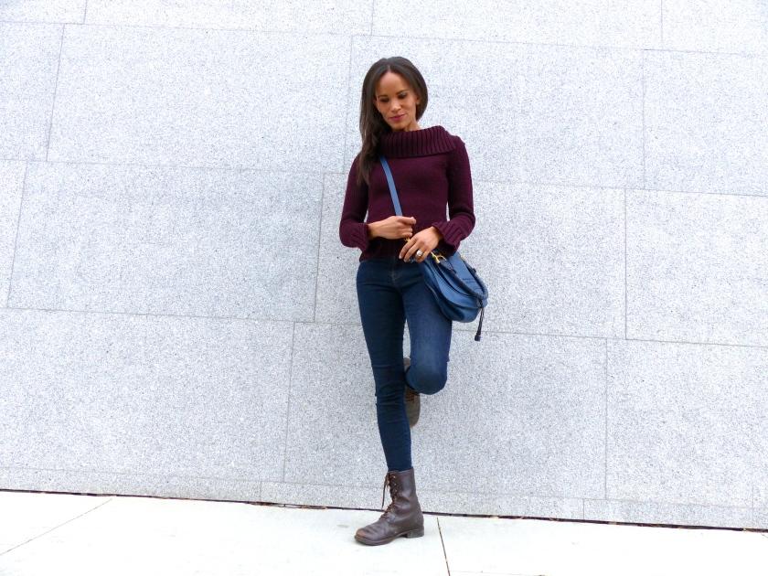 Amanda Garrigus Gucci Sweater