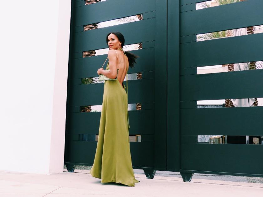 Amanda Luttrell Garrigus wearing Octavio Carlin